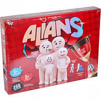 Настольная развлекательная игра ALIANS