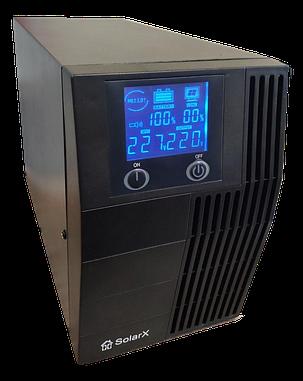 Источник бесперебойного питания UPS ДБЖ ИБП SolarX SX-LE500T/03, фото 2
