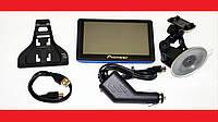 """5"""" GPS навигатор Pioneer 518 - 8gb 800mhz 256mb IGO+Navitel+CityGuide, фото 1"""