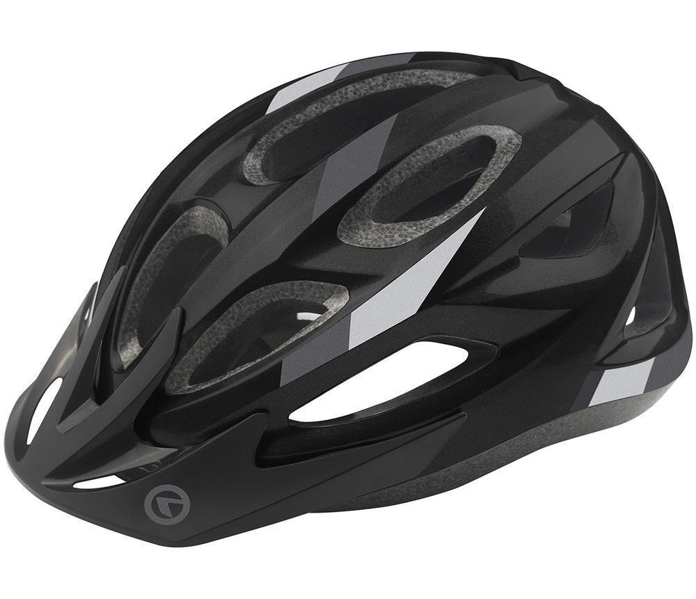 Шолом велосипедний KLS JESTER S-M Black Grey