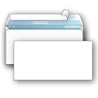 Конверт Евро самоклеющийся 110 х 220 мм белый