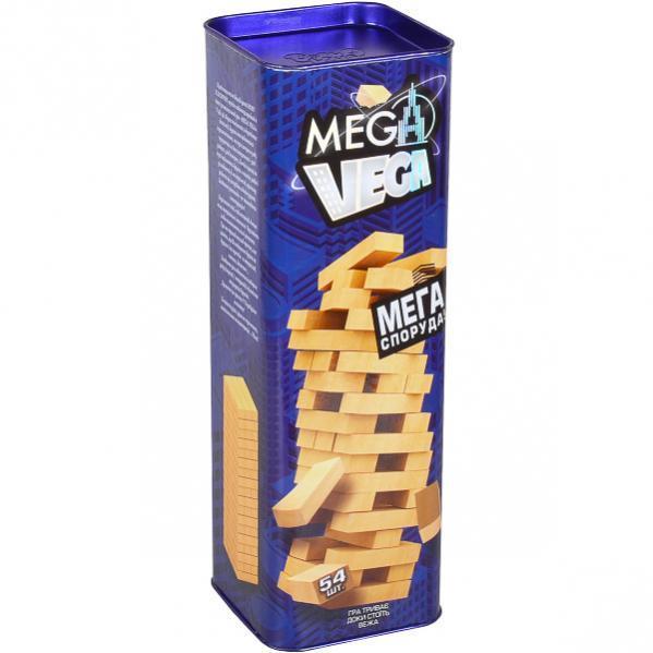 Розвиваюча настільна гра «MEGA VEGA» укр