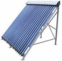Солнечный вакуумный коллектор SolarX SC20-D24 на 20 трубок