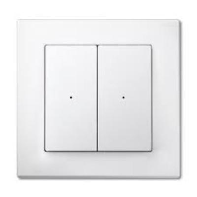 Двойной настенный контроллер CONNECT серии System Design - MER_507219