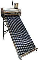 SolarX SXQP-200L-20 вакуумный солнечный коллектор напорный водонагреватель термосифонный на 20 трубок