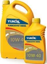 Yukoil Turbosynt Diesel 10W-40 (5 л)
