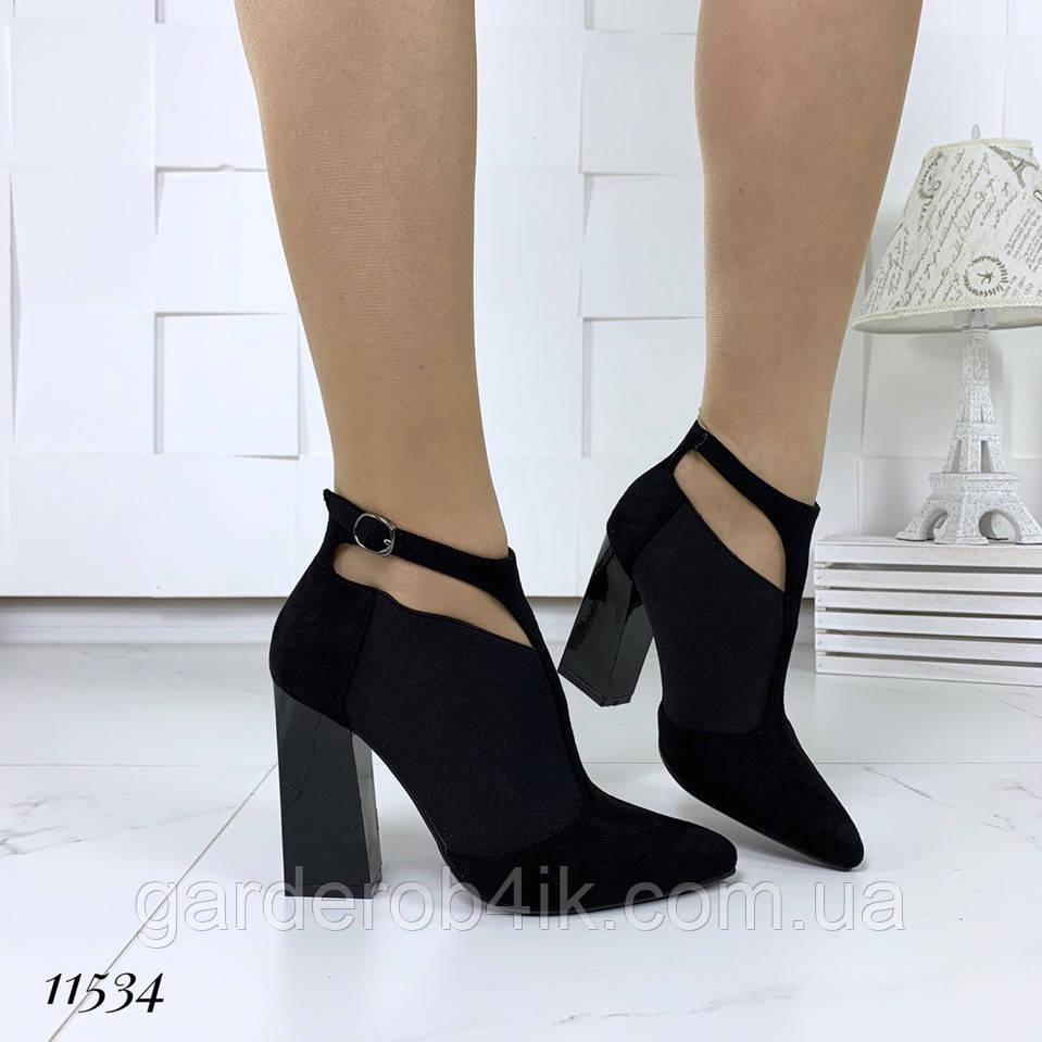 Ботильйони жіночі туфлі на підборах