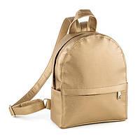 Рюкзак Fancy mini золото натурель, фото 1