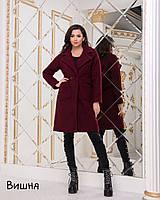 Пальто женское демисезонное барашек, фото 1