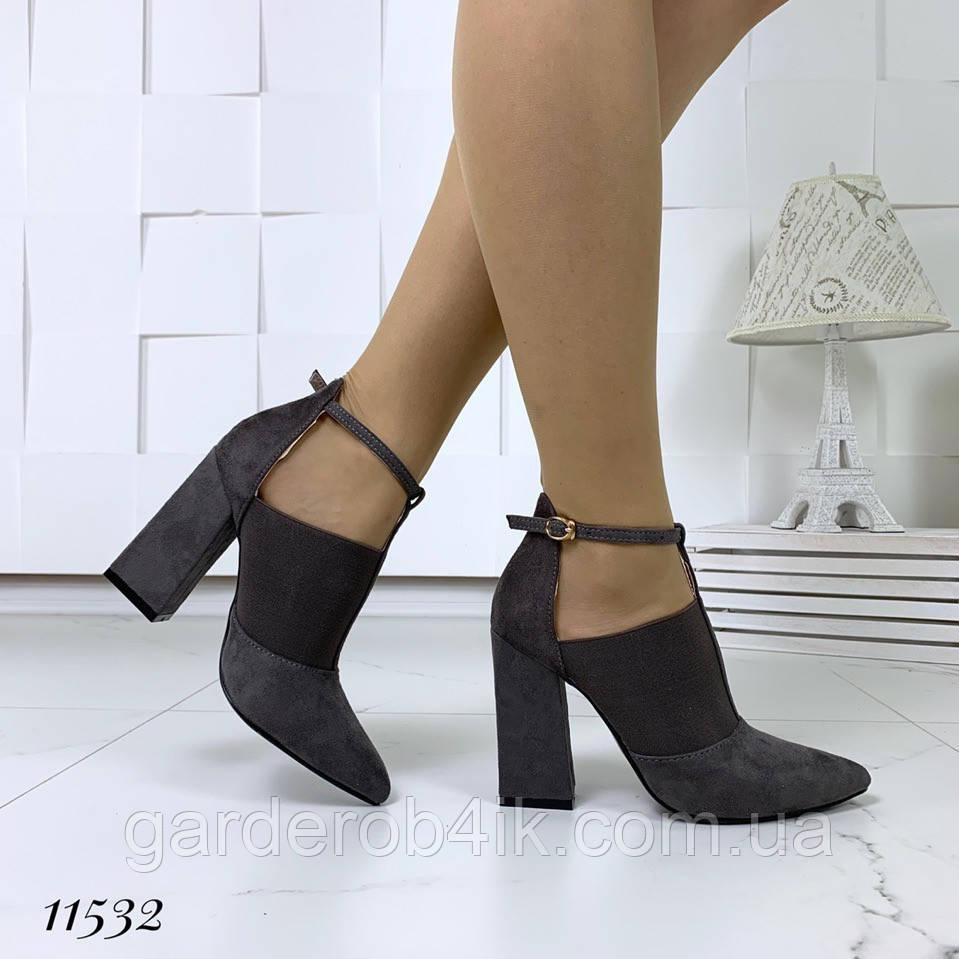 Ботильйони жіночі туфлі закриті