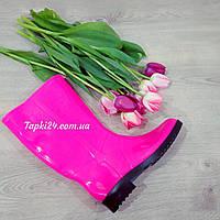 Резиновые сапоги женские Литма Неон, фото 1