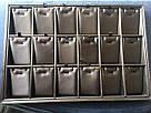 Планшет 18 ячеек под набор Exclusive коричневый, фото 2