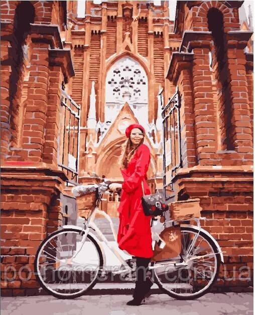 Brushme Premium картина по номерам купить в Киеве