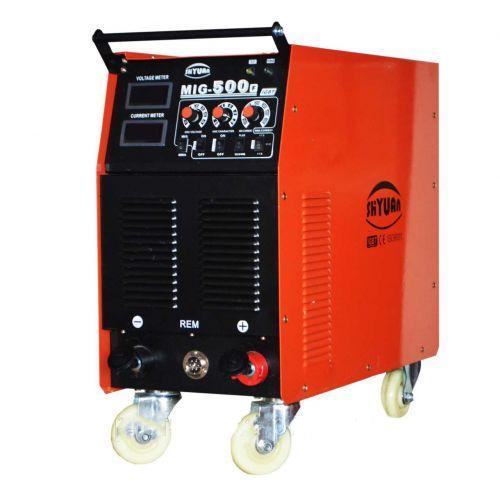 Промышленный сварочный полуавтомат Shuyan MIG-500F