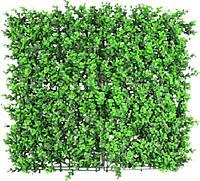 Декоративное зеленое покрытие «Самшит»
