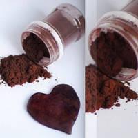 Краситель  сухой пищевой темно коричневый  10 г Индия
