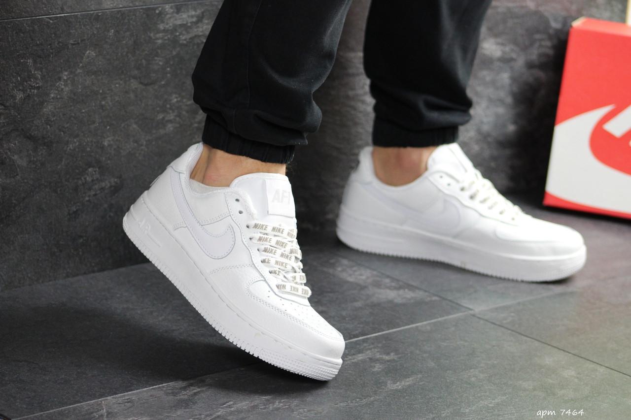 e6aced82b1b089 Кроссовки мужские Nike Air Force AF 1 , белые Найк аир форс / чоловічі  кросівки -