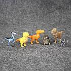Набор игрушек фигурок Хороший динозавр The Good Dinosaur, фото 5
