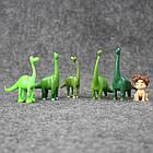 Набор игрушек фигурок Хороший динозавр The Good Dinosaur, фото 6
