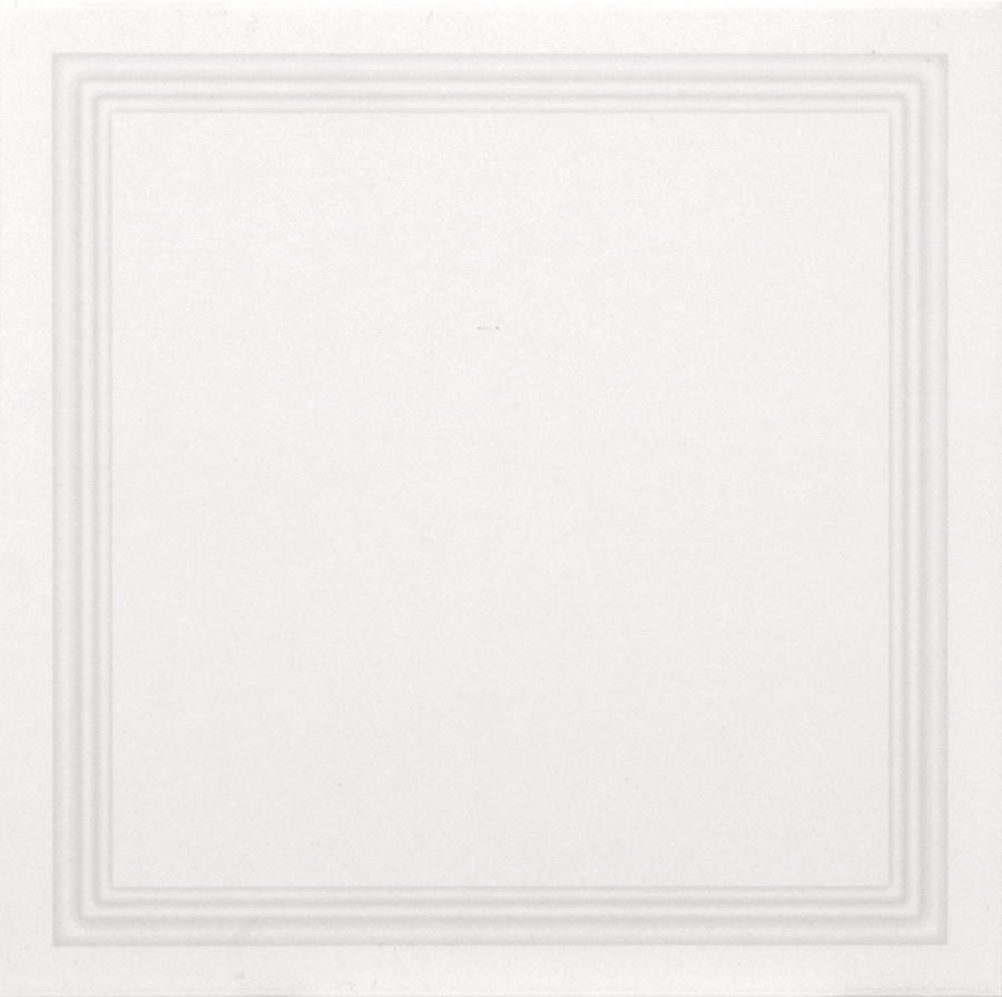 Плитка 2-й сорт ARTE нанапольная белая / 4343 132 061