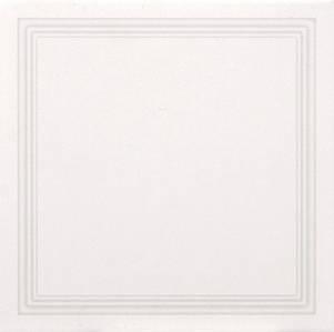 Плитка 2-й сорт ARTE нанапольная белая / 4343 132061