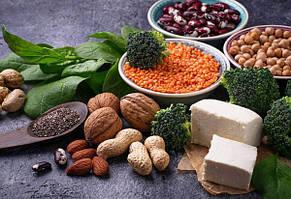 Белок для тех, кто не ест мясо. 12 источников растительных протеинов