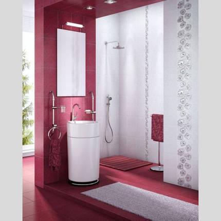 Плитка 2-й сорт BRINA Стена розовая темная/ 2340 23 042, фото 2