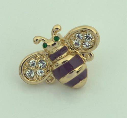 Брошь Пчелка KH-031 XC