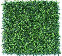 Декоративное зеленое покрытие «Лист молодой»