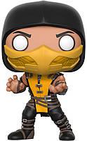 Фигурка Funko POP! Games: Mortal Kombat: Scorpion