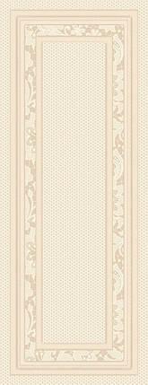 Плитка 2-й сорт LUCENZE настенная бежевая светлая рельеф/ 2360 154 021/Р, фото 2