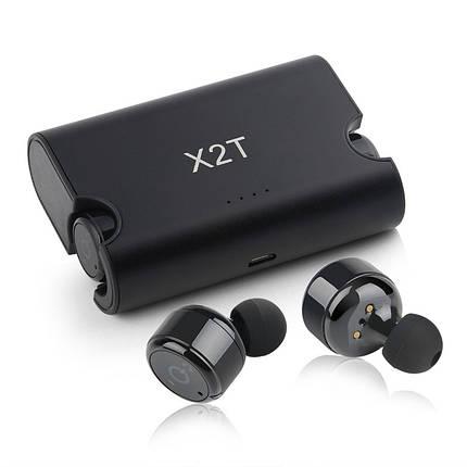 Беспроводные наушники AS TWS X2T Black, фото 2