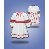 Детское вышитое платье 112