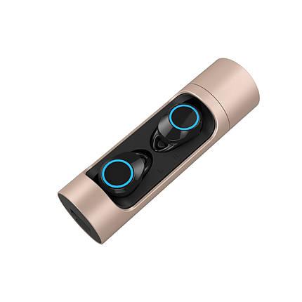 Беспроводные наушники Air Pro TWS X8 Gold eps-18061, фото 2