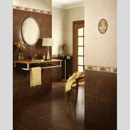 Плитка 2-й сорт PIETRA Пол коричневый/4343 20 032, фото 2