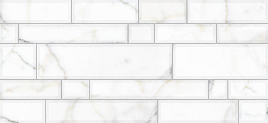 Плитка 2-й сорт PLAZA Стена серая светлая/2350 95 071, фото 2