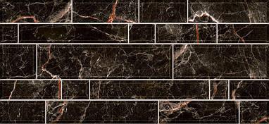 Плитка 2-й сорт PLAZA Стена черная/2350 95 082
