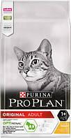 Pro Plan Original Adult Chicken сухой корм для кошек с курицей
