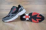 Кроссовки Adidas Falcon, серо-черные, фото 3