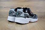 Кроссовки Adidas Falcon, серо-черные, фото 5