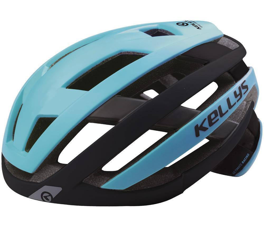 Шолом велосипедний KLS RESULT S-M Blue, фото 2
