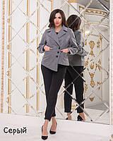 Женское демисезонное короткое пальто , фото 1
