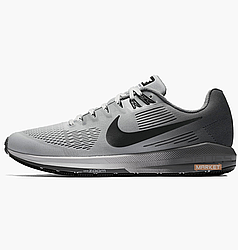 Мужские кроссовки Nike Air Zoom Structure 21 Gray 904695-005, оригинал 40.5