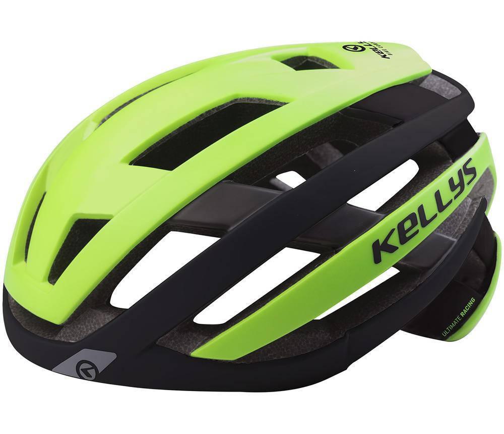 Шолом велосипедний KLS RESULT S-M Green, фото 2