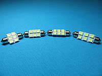 Светодиодная лампа C5W LED 50/50