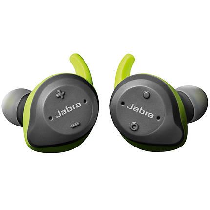 Беспроводные наушники Jabra Elite Sport True Wireless Green, фото 2