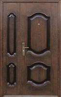Входная металлическая дверь Нестандарт ТР-С 61 бархатный лак