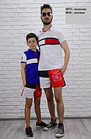 Парная одежда Мужские шорты 1074 НР Код:536100873