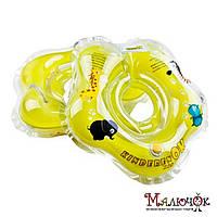 Круг для купания младенца Zoo музыкальный