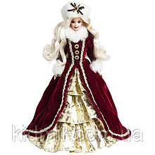 Лялька Барбі Колекційна Щасливого Різдва 1996 Barbie Happy Holidays 15646